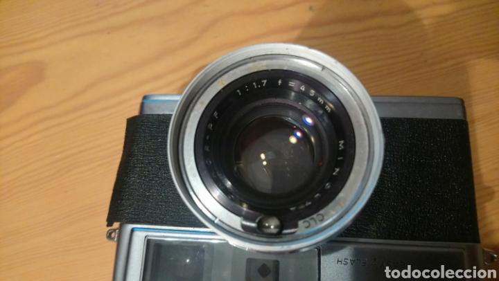 Cámara de fotos: Minolta HI-MATIC 9 - Foto 4 - 105741070