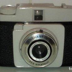 Cámara de fotos: CAMARA FOTOGRAFICA NERASPORT 3 X 4 AMATEUR., CON FUNDA. Lote 106940635