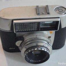 Cámara de fotos: EDIXA GERMANY CON LENTE ISCONAR.. Lote 107084619