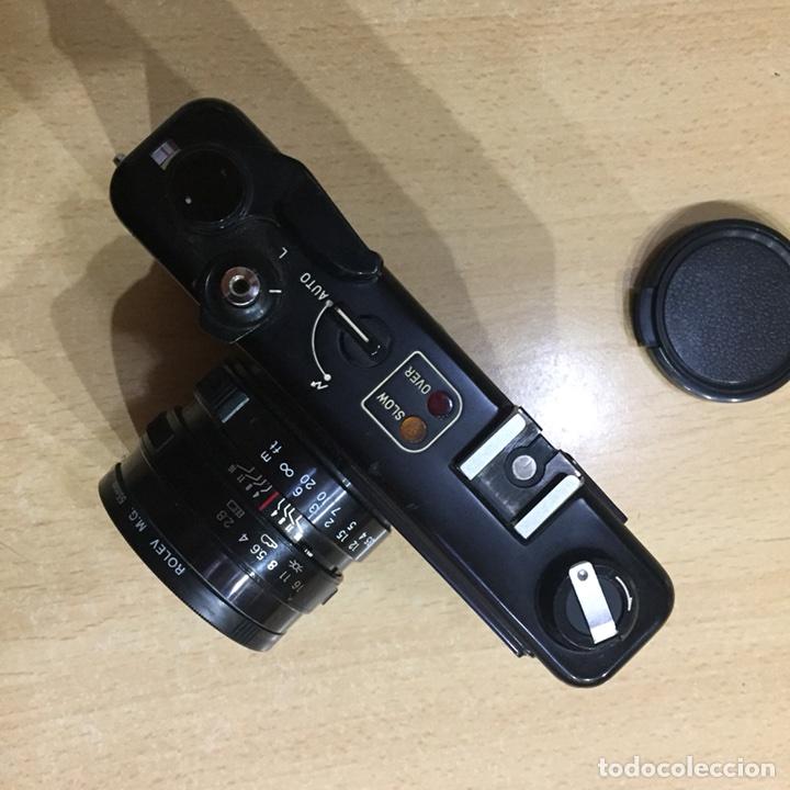 Cámara de fotos: Yashica MG - 1 - Foto 4 - 107342516