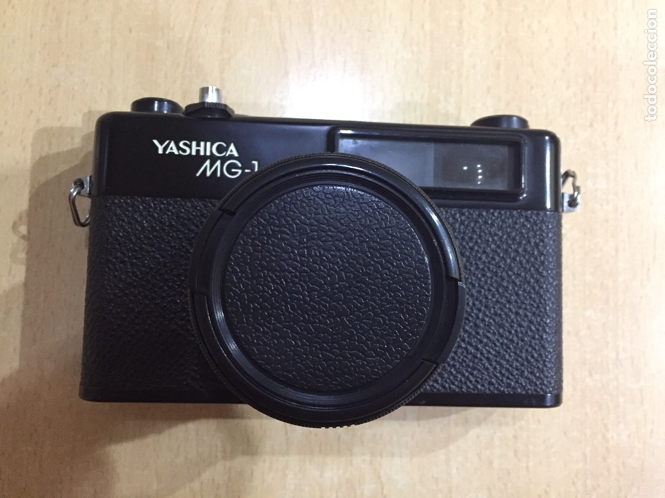 Cámara de fotos: Yashica MG - 1 - Foto 6 - 107342516