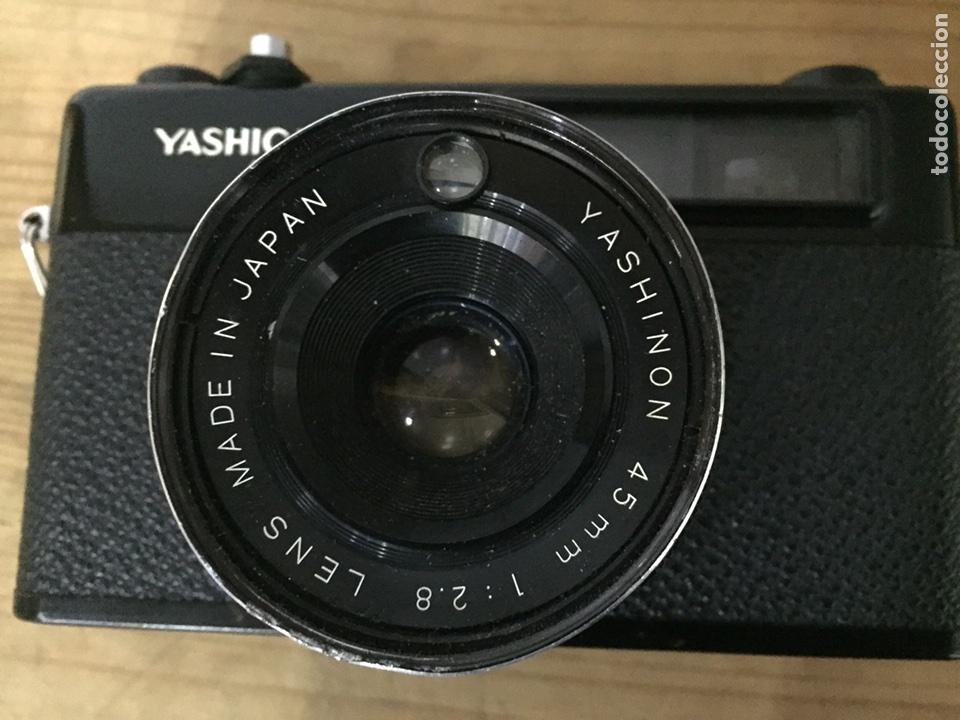 Cámara de fotos: Yashica MG - 1 - Foto 7 - 107342516
