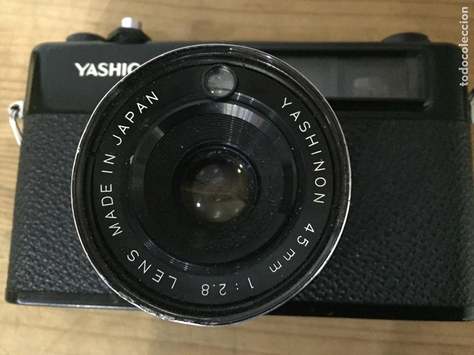 Cámara de fotos: Yashica MG - 1 - Foto 8 - 107342516