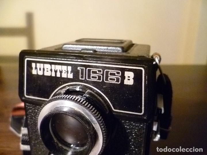 Cámara de fotos: CÁMARA LOMO LUBITEL 166 B INCLUYE FUNDA - URSS, RUSA. - Foto 5 - 107481331