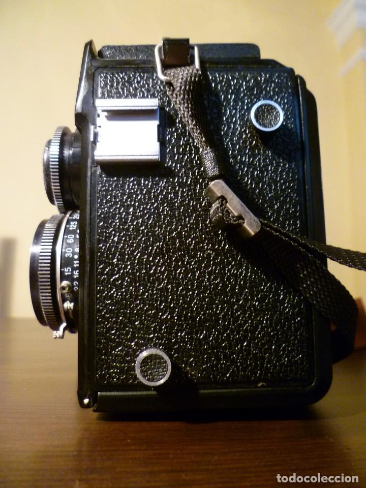 Cámara de fotos: CÁMARA LOMO LUBITEL 166 B INCLUYE FUNDA - URSS, RUSA. - Foto 7 - 107481331
