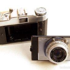 Cámara de fotos - *c1957* • Royer (SITO) Savoy II Som Berthiot 2,8 • 35mm francesa, panel frontal desmontable - 107532963