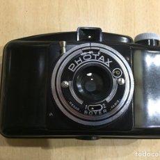 Cámara de fotos: PHOTAX. Lote 109451976