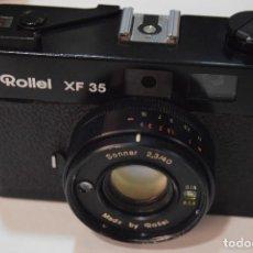 Cámara de fotos: ROLLEI XF 35.. Lote 110203779