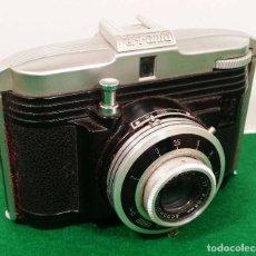 Cámara de fotos: FERRANIA IBIS 34. Lote 110279515