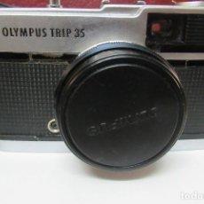 Cámara de fotos: OLIMPUS TRIP 35 ANTIGUA CAMARA DE FOTOS 35 MM. Lote 110920691
