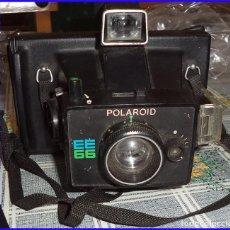 Cámara de fotos: CAMARA POLAROID EE66 . Lote 163878746