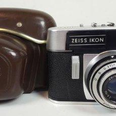 Cámara de fotos: CAMARA FOTOGRAFICA. ZEISS OKON COLORA. FUNDA ORIGINAL. ALEMANIA 1963. . Lote 112222235