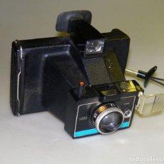 Cámara de fotos: CAMARA POLAROID COLORPACK II BUEN ESTADO AÑOS 1960/1970 VINTAGE. Lote 112427795