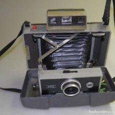 Photo camera - CAMARA Polaroid Land Modelo 350 buen estado años 1960/1970 Vintage libro de instrucciones (Alemán) - 112430715
