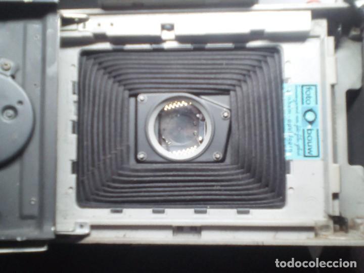Cámara de fotos: CAMARA Polaroid Land Modelo 350 buen estado años 1960/1970 Vintage libro de instrucciones (Alemán) - Foto 14 - 112430715