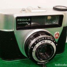Cámara de fotos: REGULA SPRINTY C. Lote 112451415