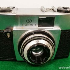 Cámara de fotos: AGFA SILETTE I. Lote 112452547