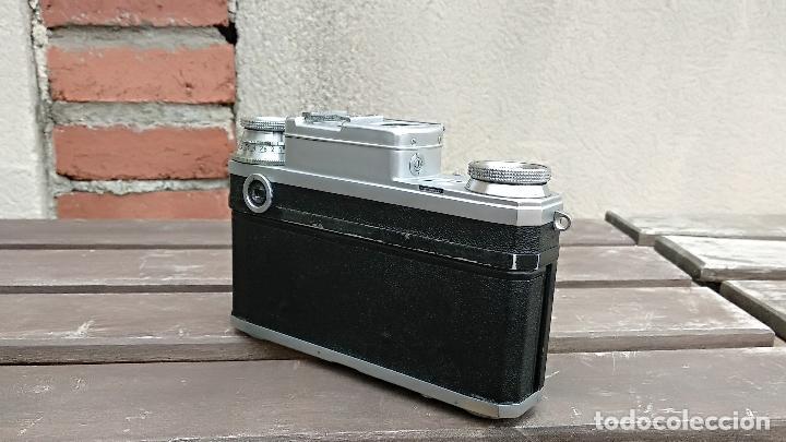 Cámara de fotos: Cámara de colección - KIEV 3 A - Modelo de la Primera serie - Foto 7 - 112701759