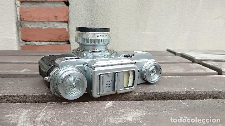 Cámara de fotos: Cámara de colección - KIEV 3 A - Modelo de la Primera serie - Foto 9 - 112701759