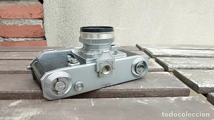 Cámara de fotos: Cámara de colección - KIEV 3 A - Modelo de la Primera serie - Foto 16 - 112701759
