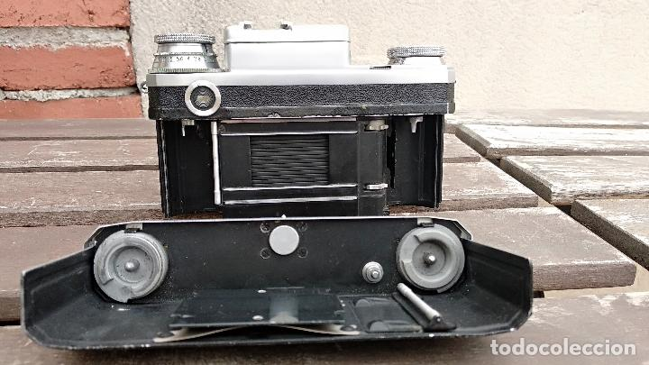 Cámara de fotos: Cámara de colección - KIEV 3 A - Modelo de la Primera serie - Foto 17 - 112701759