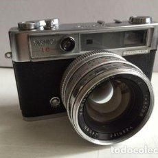 Cámara de fotos: YASHICA LINX . Lote 112921647