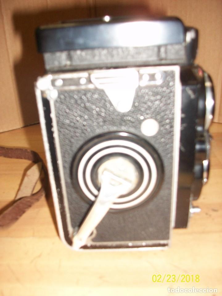 Cámara de fotos: CAMARA ROLLEIFLEX-DBP-1712622-CON FUNDA - Foto 5 - 147004144