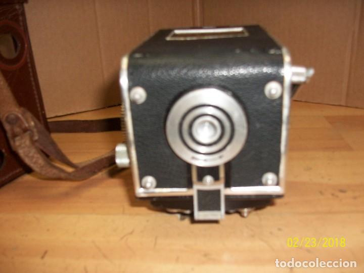 Cámara de fotos: CAMARA ROLLEIFLEX-DBP-1712622-CON FUNDA - Foto 7 - 147004144