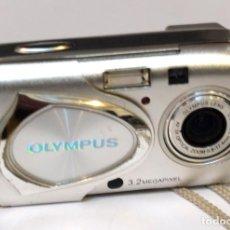 Cámara de fotos: CAMARA DIGITAL OLYMPUS, SIN BATERIA, NO SE SI FUNCIONA, 3,2 MB. Lote 113277791