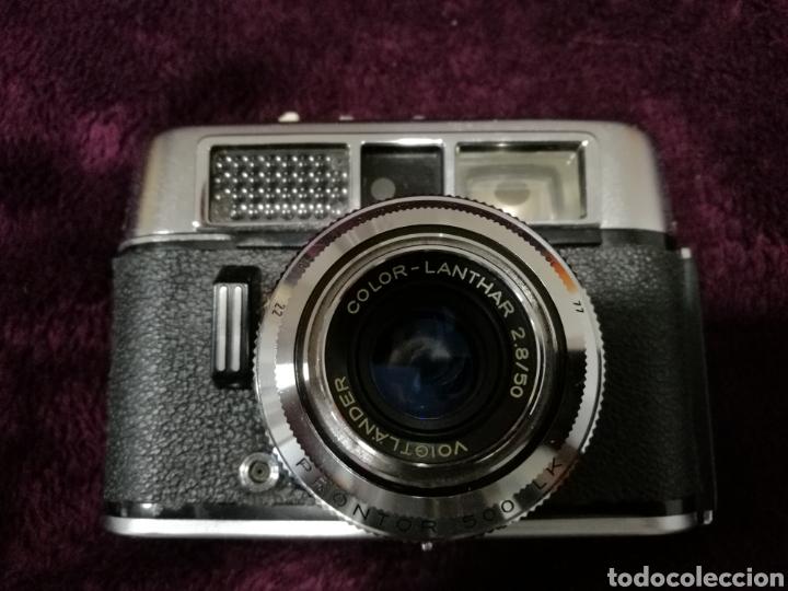 Cámara de fotos: Cámara vintage Voigtlander Vito CLR - Foto 3 - 113485274
