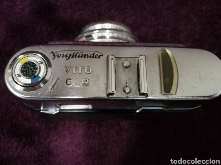 Cámara de fotos: Cámara vintage Voigtlander Vito CLR - Foto 4 - 113485274