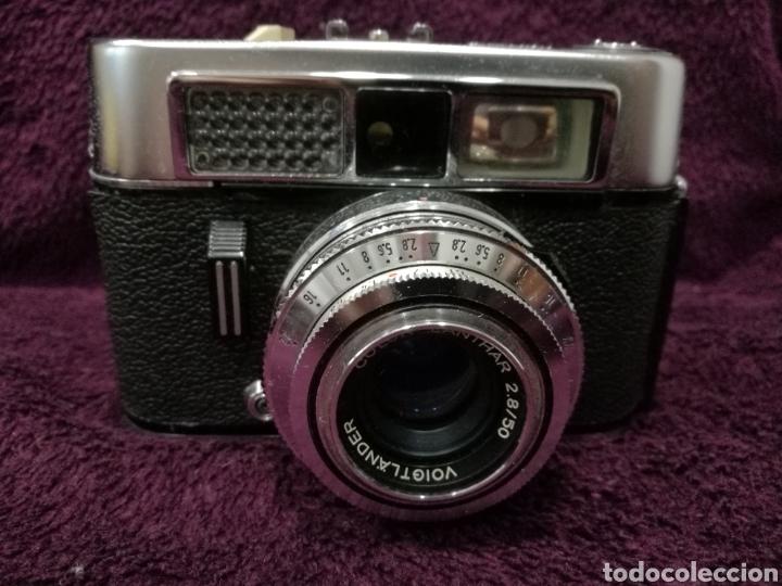 Cámara de fotos: Cámara vintage Voigtlander Vito CLR - Foto 6 - 113485274