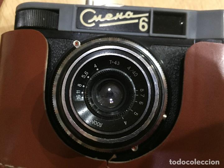 Cámara de fotos: CAMARA RUSA SMENA 6 - Foto 3 - 113646495