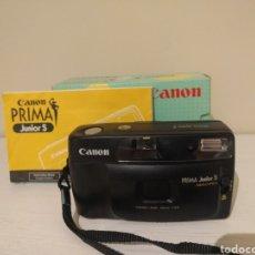 Cámara de fotos: CÁMARA DE FOTOS CANON PRIMA JUNIOR S. Lote 113878975
