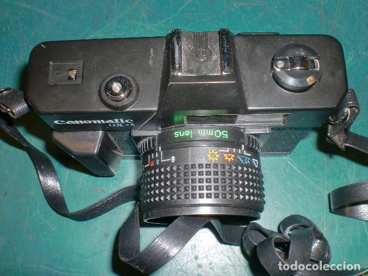 Cámara de fotos: Camara canomatic ox-5 con flash panasonic pe-145 - Foto 4 - 113966655