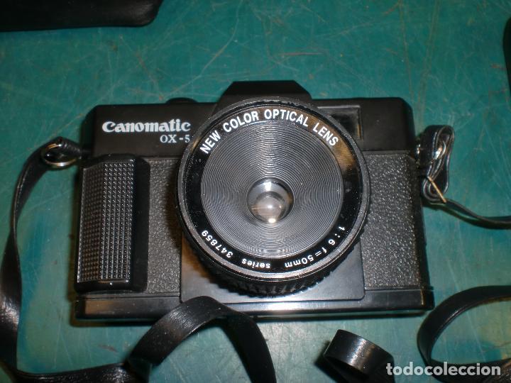 Cámara de fotos: Camara canomatic ox-5 con flash panasonic pe-145 - Foto 6 - 113966655