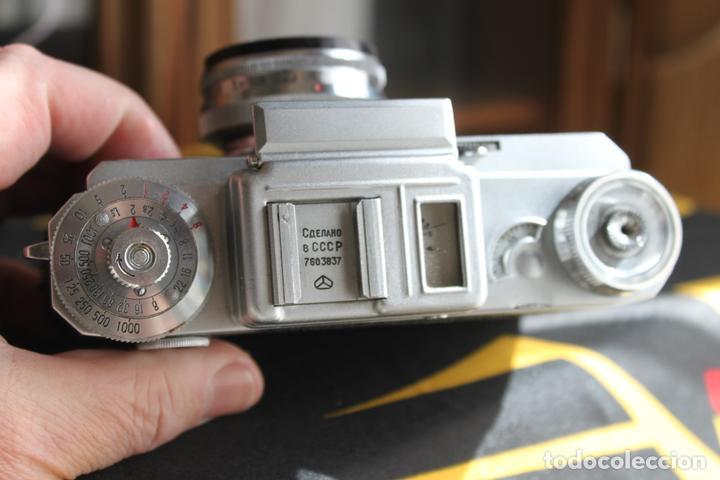 Cámara de fotos: Kiev 4 + Jupiter 50mm F:2 - Foto 3 - 114650807