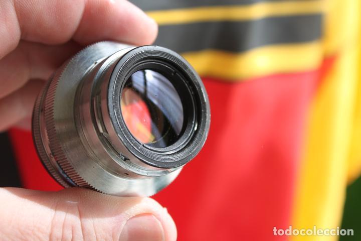 Cámara de fotos: Kiev 4 + Jupiter 50mm F:2 - Foto 5 - 114650807