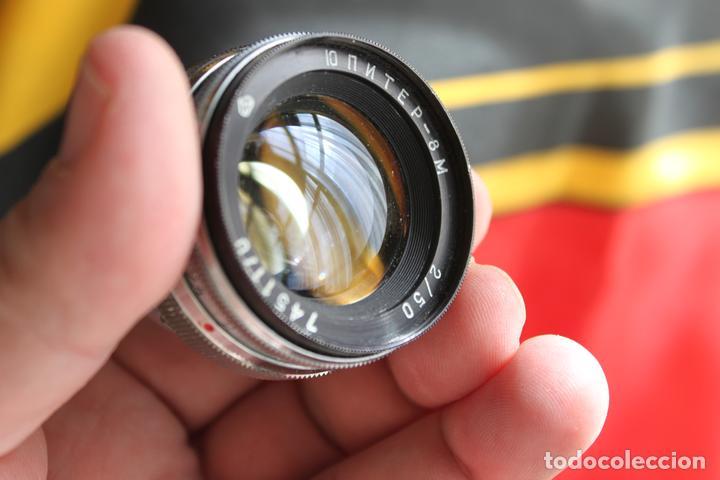 Cámara de fotos: Kiev 4 + Jupiter 50mm F:2 - Foto 6 - 114650807