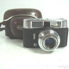 Cámara de fotos: CAMARA FOTOGRAFICA - VOIGTLANDER VITO CLR - 1963/68 + FUNDA ORIGINAL- FOTOS 35 MM. Lote 114739883