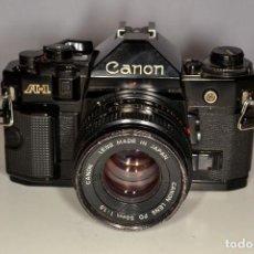 Cámara de fotos: CAMARA CANON A1 - REF. 1579/8. Lote 114954823