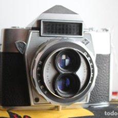 Cámara de fotos: AGFA ÓPTIMA REFLEX (TLR 35MM). Lote 115329647