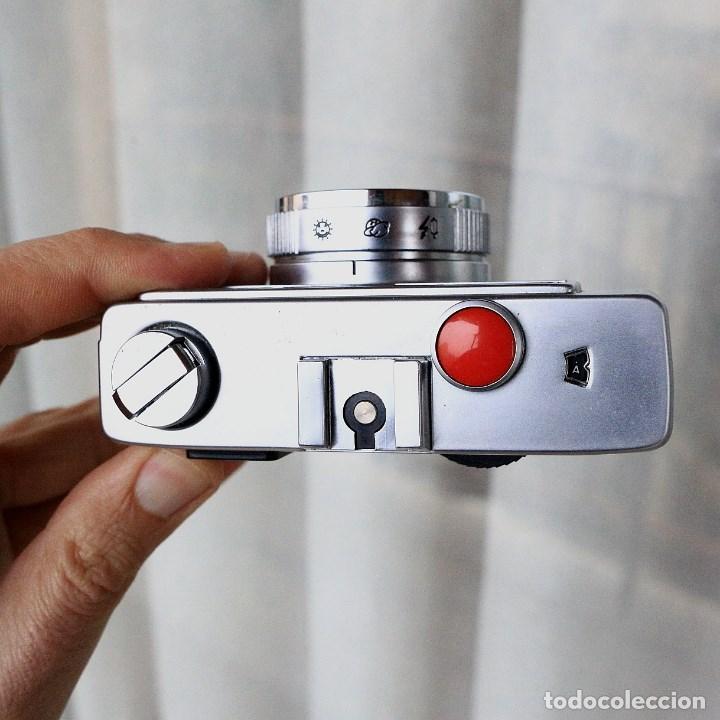 Cámara de fotos: werlisa club color - botón rojo - Foto 3 - 115357999