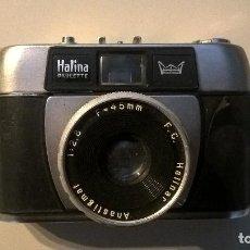 Cámara de fotos: HALINA PAULETTE. Lote 115692587