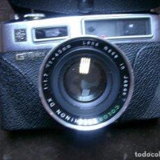 Cámara de fotos: YASHICA-ELECTRO 35-CÁMARA FOTOGRÁFICA.LC TIENDA. Lote 115792599
