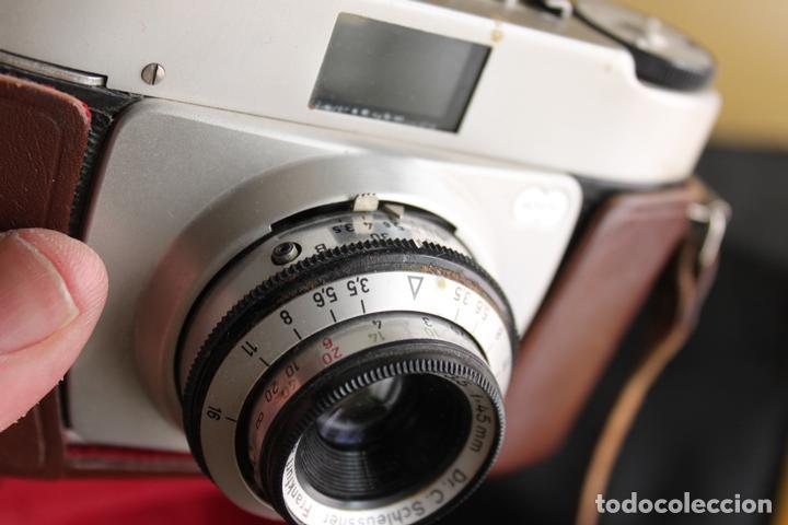 Cámara de fotos: CÁMARA ADOX 35mm (Germany) + Funda de cuero - Foto 2 - 116097799