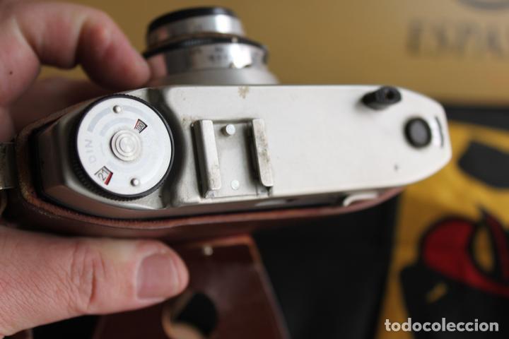 Cámara de fotos: CÁMARA ADOX 35mm (Germany) + Funda de cuero - Foto 4 - 116097799