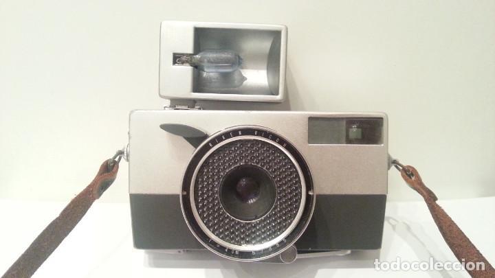 Cámara de fotos: RICOH AUTO 35 DE 1960, CON FLASH Y FUNDAS. MADE IN JAPAN - Foto 3 - 116729427