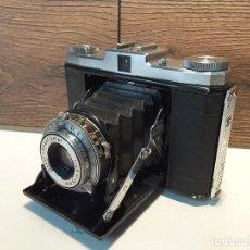 Cámara de fotos: ZEISS IKON IKONTA DE 1954. Lote 117046759