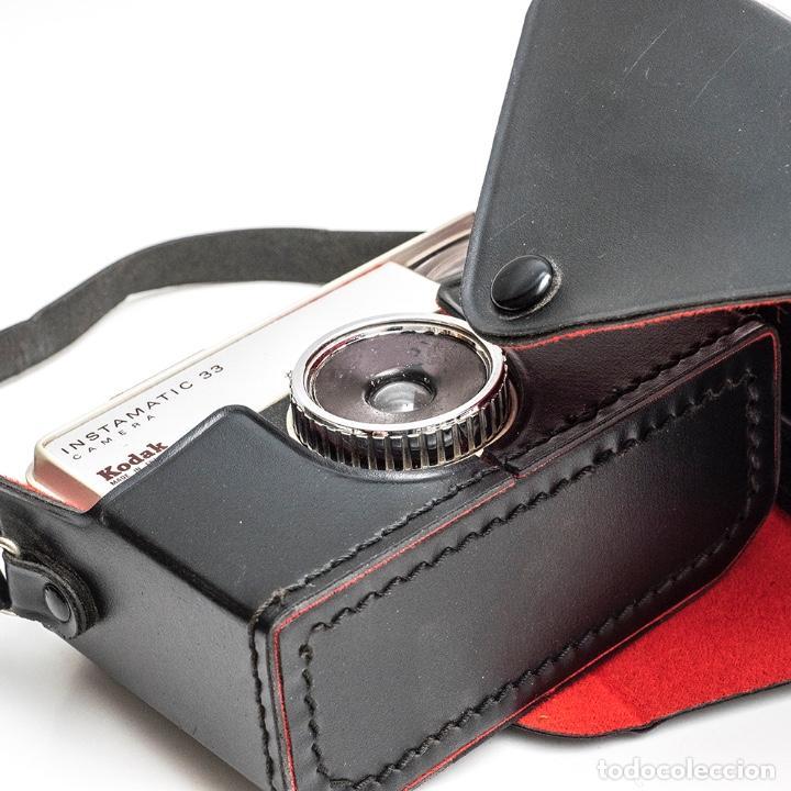 Cámara de fotos: Kodak Instamatic 33 formato 126 - Foto 3 - 212611202